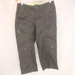 Eddie Bauer Women's Small Mercer Fit Cargo Pants